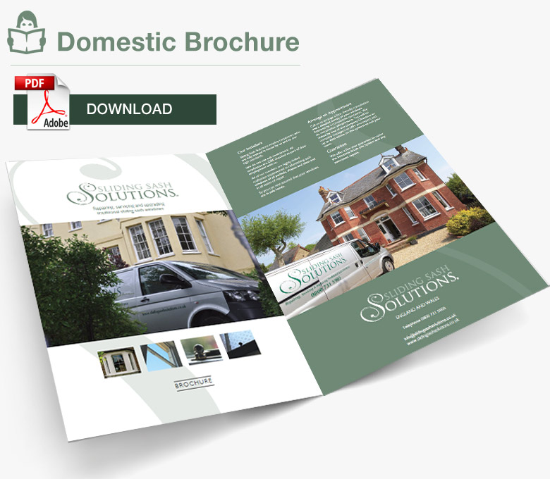 Download our domestic brochure