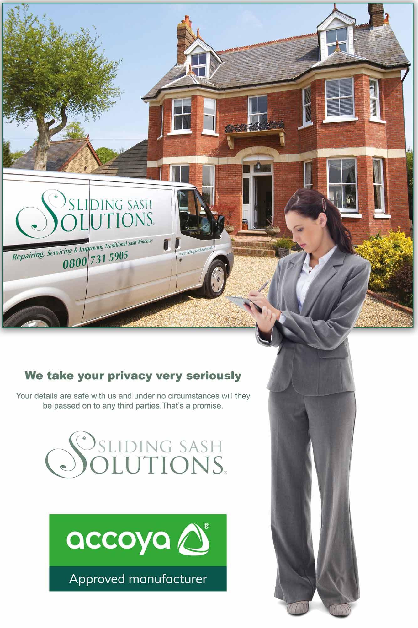 Contact Sliding Sash Solutions