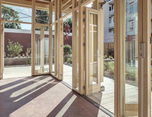 Why we use Accoya® wood for windows and doors.