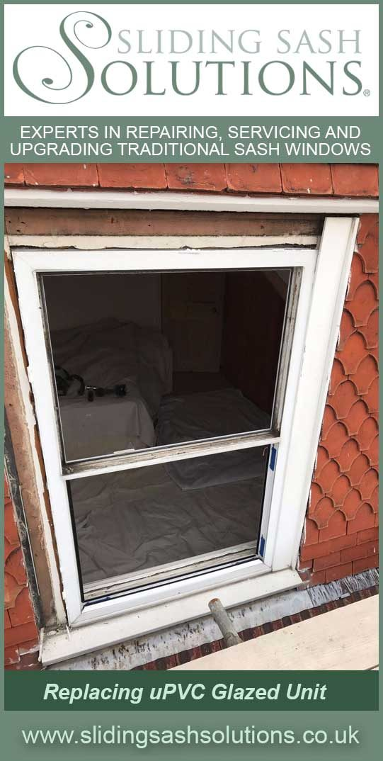 Double Glazed Unit Replacement