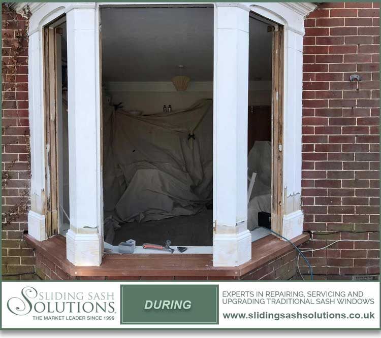 Portsmouth Bay Window During