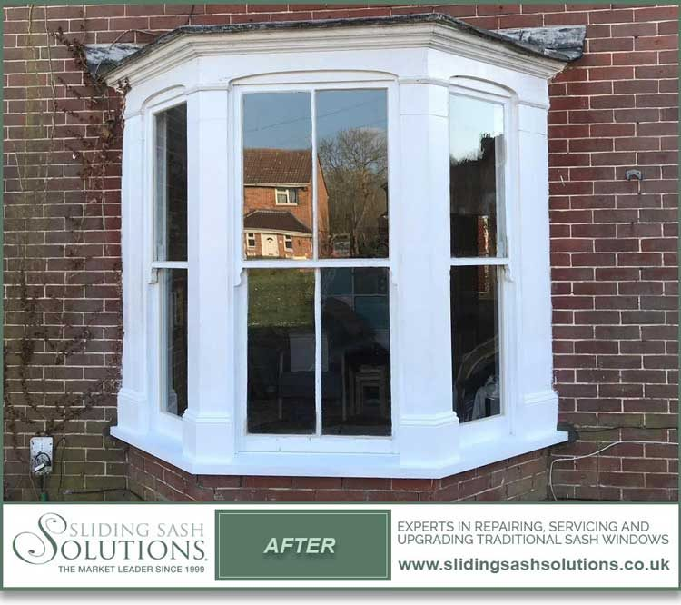 Portsmouth Bay Window After