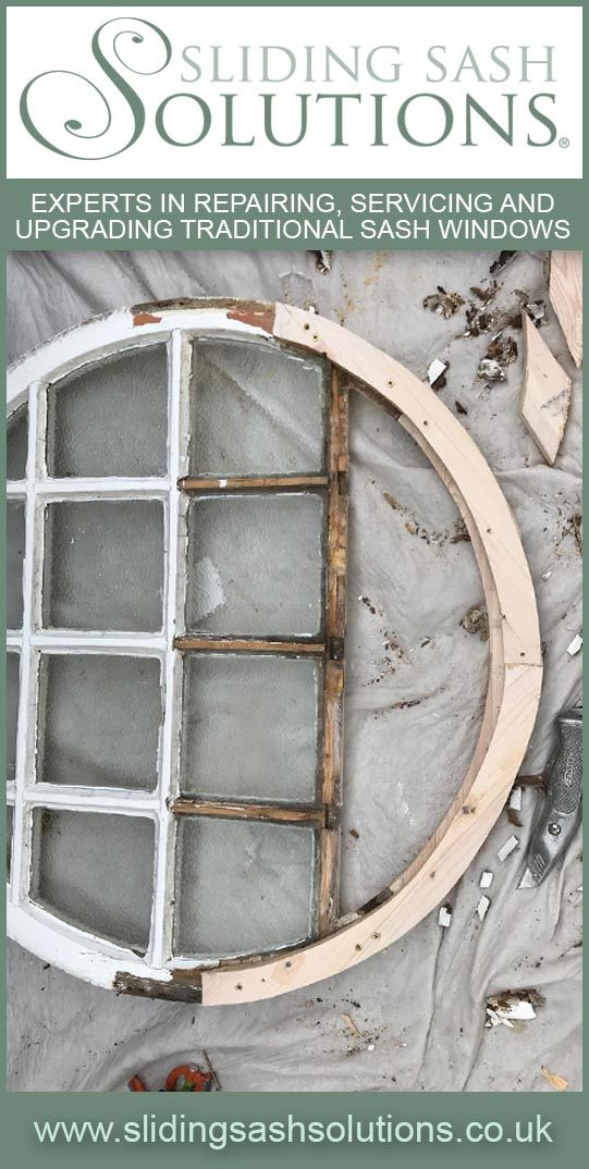 Circular Window Restoration