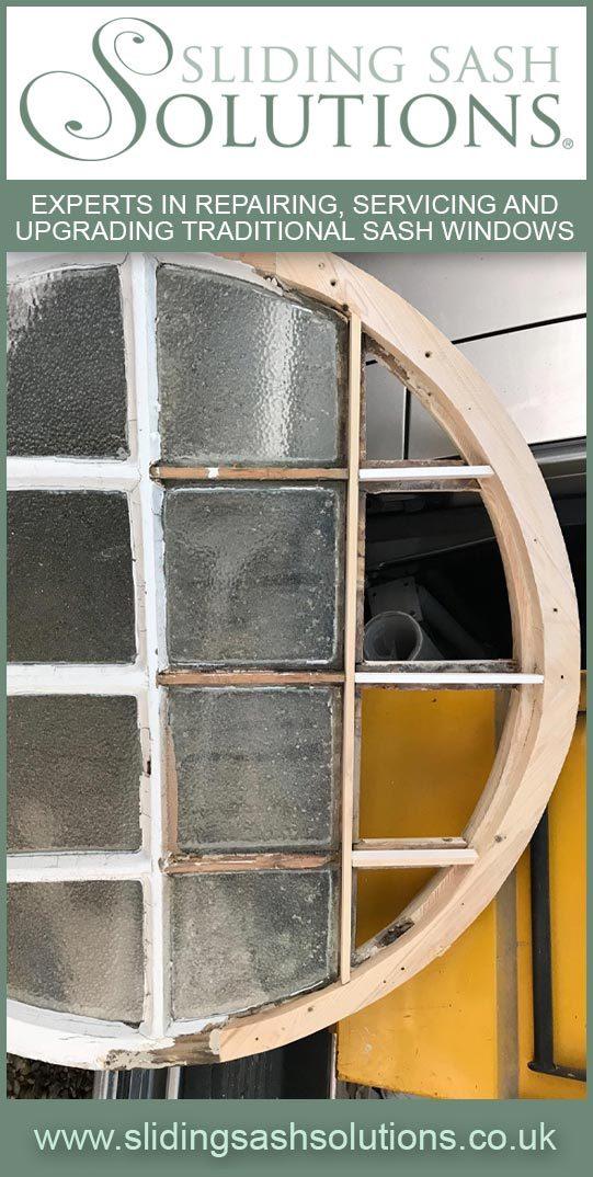 Circular Window Restoration