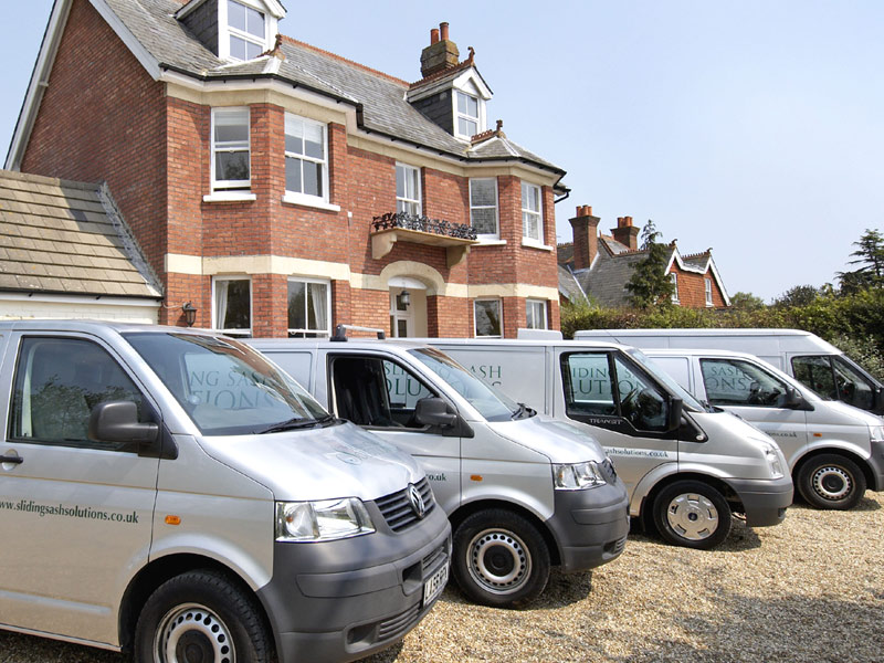 Sliding Sash Solutions Fleet
