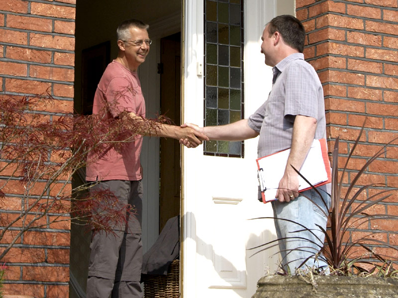Sliding Sash Solutions, another happy customer